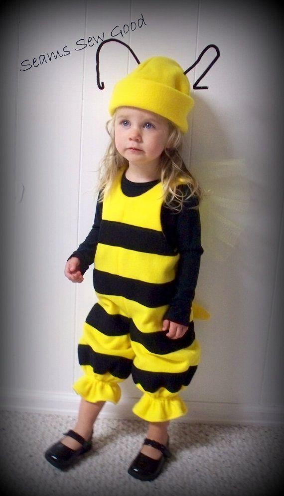 Bumble Bee traje para niño