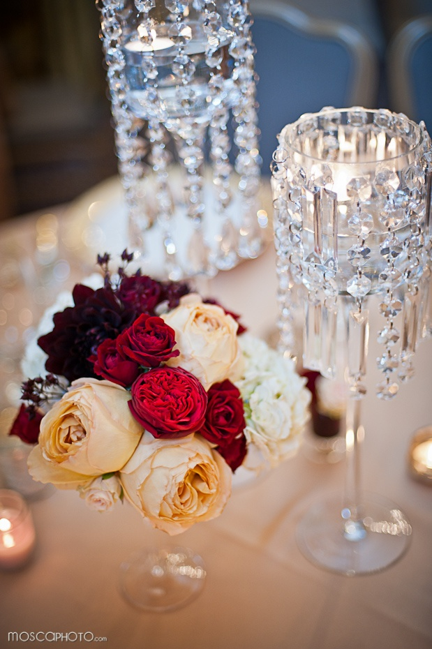17 Best Images About Red Cream And Gold Weddings On