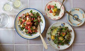 Two recipes inspired by Crete's tavernas | Cook residency | Life and style | The Guardian