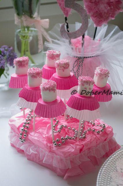 Birthday / Ballerina / Tutu / Marshmellow / Party