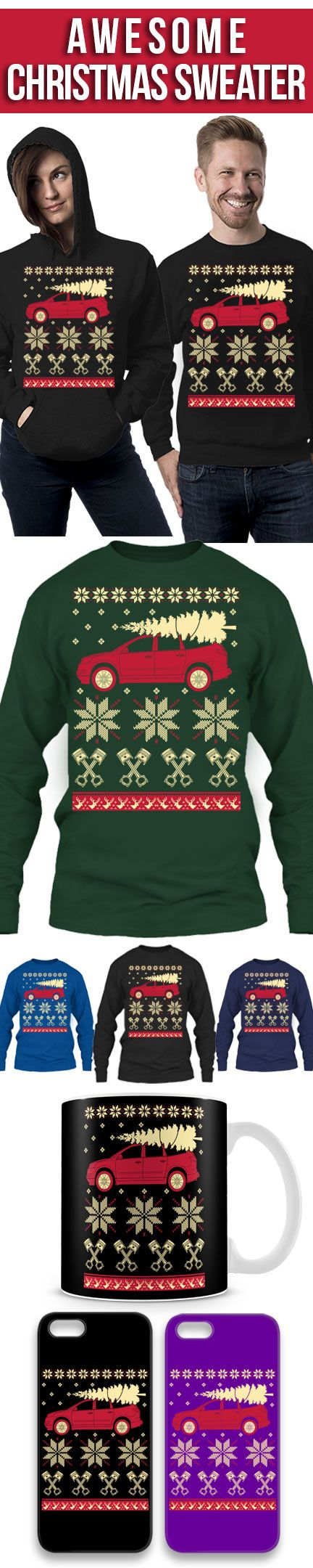 Chevrolet Traverse Ugly Christmas Sweater! Click The Image To Buy It Now or Tag Someone You Want To Buy This For. #ChevroletTraverse