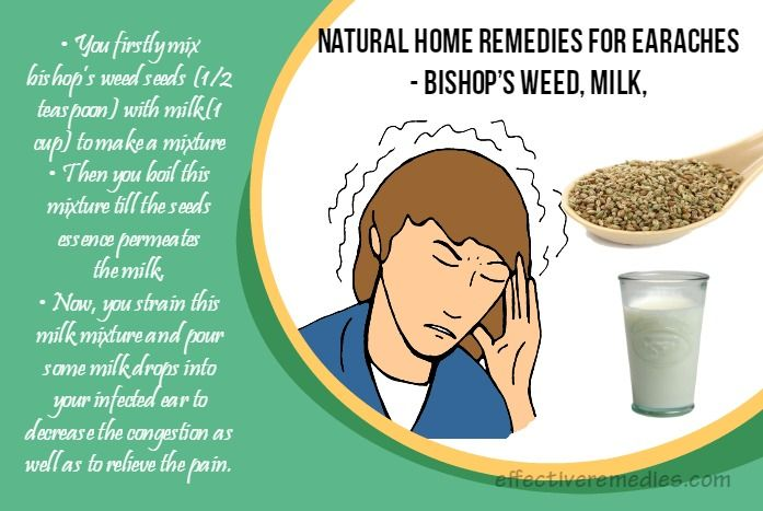 23 Natural Home Remedies For Earaches In Adults