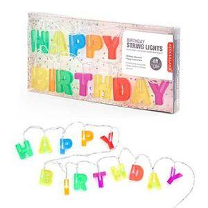 Happy Birthday LED Parti Işığı - 35,90 TL #doğumgünühediyeleri