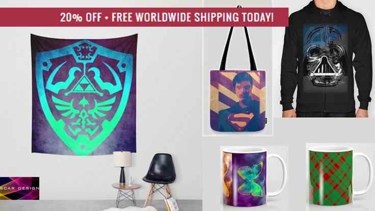 20% OFF +  FREE SHIPPING ON EVERYTHING IN MY STORE!!! Shop Xmas Gifts for all!!! #society6 #sales #discount #xmasgifts #christmas #christmasgifts #zeldagifts ##supermantotebag #darthvaderhoodie #butterfly #space #xmasplaid #plaid #geek nerd #walltapestry #gaming #gamingtapestry #gamer #xmassales #christmassales #giftsforhim #giftsforher