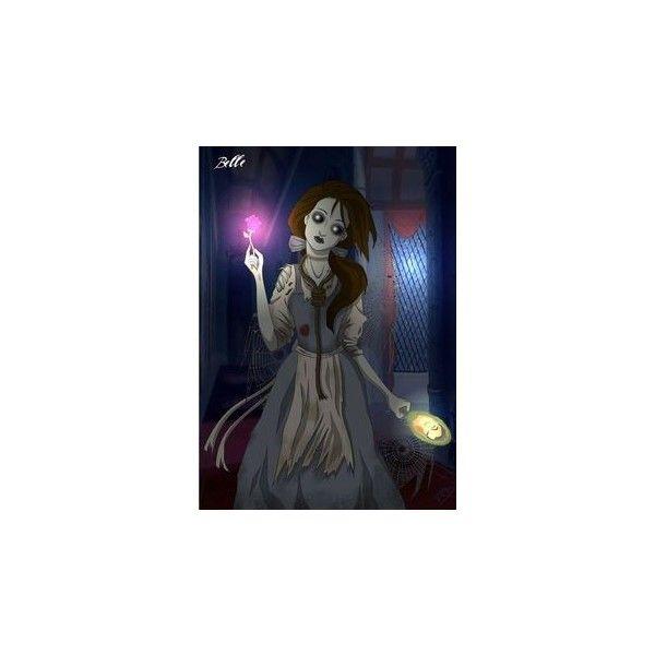 Princesses Disney Torsadées ❤ liked on Polyvore featuring disney