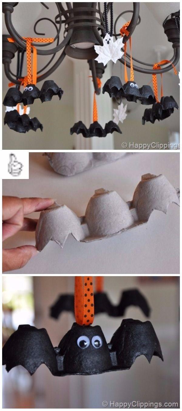 Easy Diy Decorations For Halloween