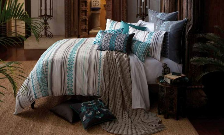 Danya Bed Linen by Kas from Harvey Norman New Zealand