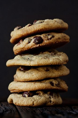 Rolo Chocolate Chip Cookies