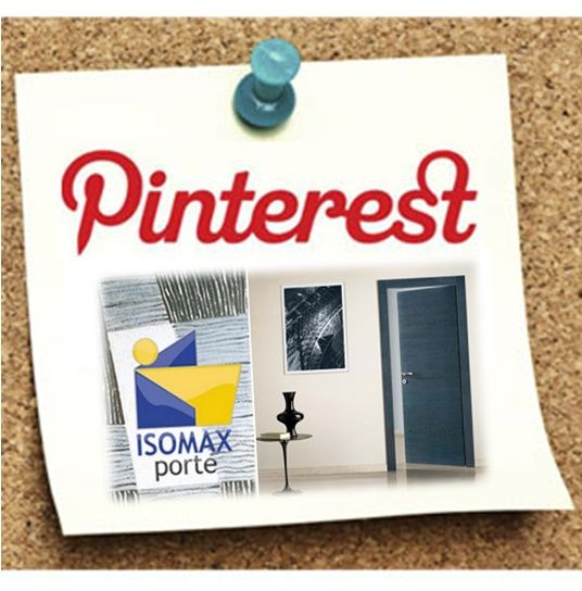 So happy to be on  #Pinterest! We are here to introduce are made in #Italy #doors. Follow us!