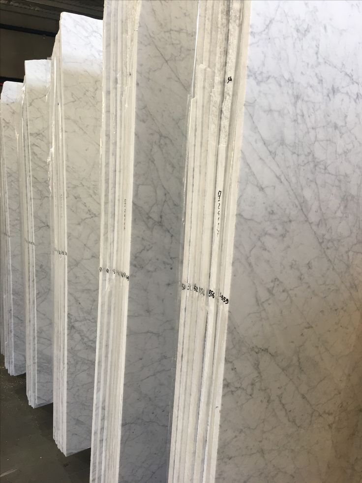 A new container of stunning Bianco Carrara marble has just arrived in Melbourne  #cdkstone #carrara #carraramarble #marble #naturalstone #naturesmasterpiece #designinspiration