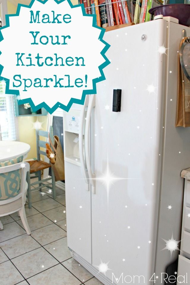 Sanitize And Clean Your Kitchen The Easy Way