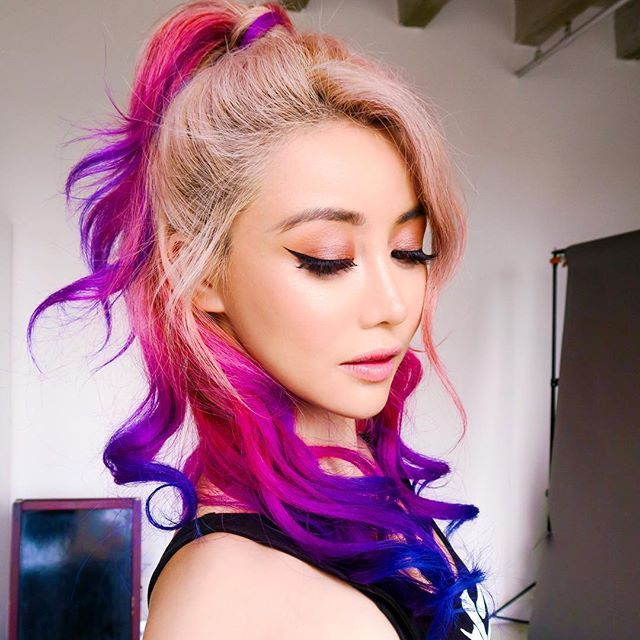 111 Best Wengie Images On Pinterest Coloured Hair Hair