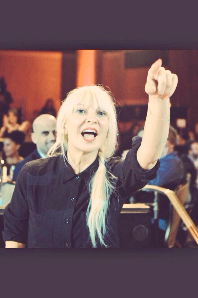 Sia HEY YOU FACE
