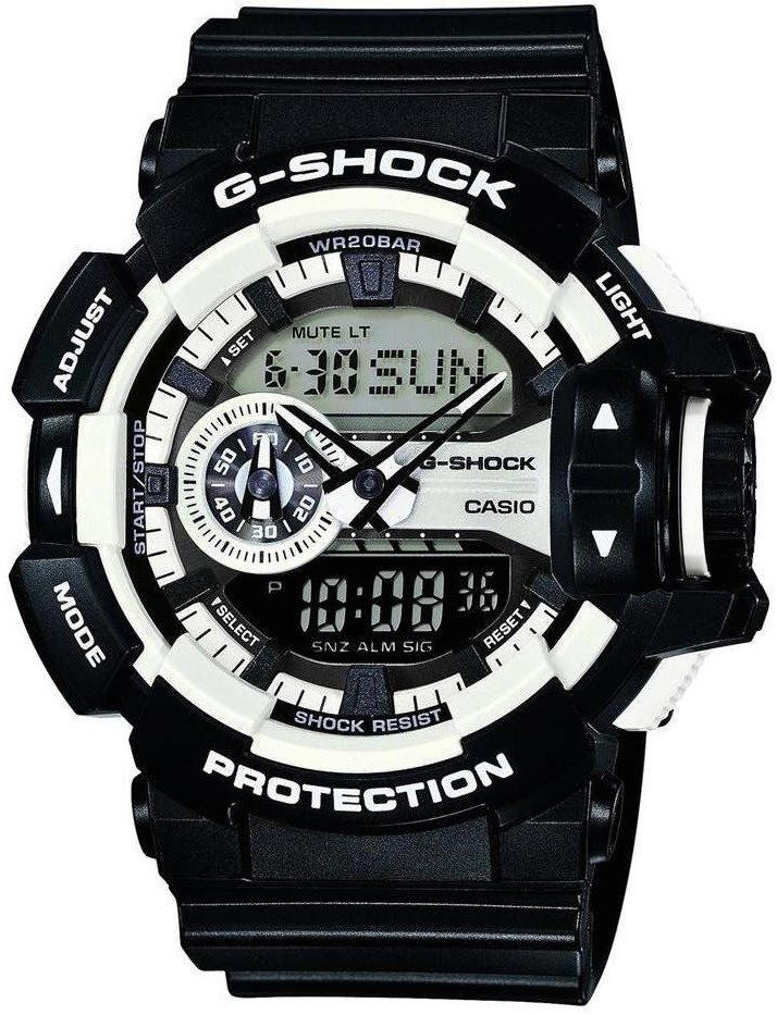 how to change time on g shock watch