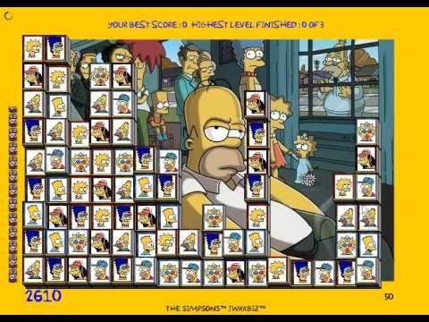 Sample Play Tiles Of The Simpsons™ by JwkkBiz™