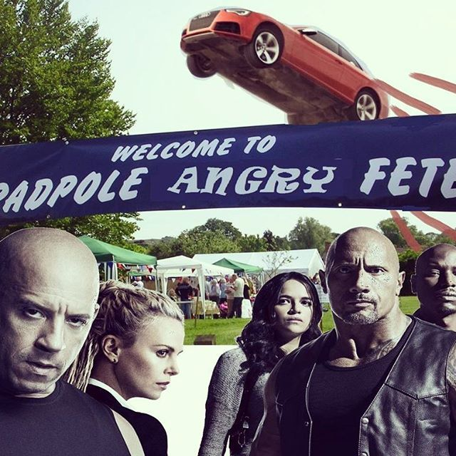 #Filmreview The Fate of the Furious ★★★ Much grumpiness. Acting at Segal or even Bronson stds. Ridiculously stoopid stunts & plot #OfCourse  #therock #jasonstatham #movie #review #blockbuster #film #incinemas #vindiesel #cars #popcorn #carporn #cinema #charlizetheron