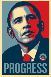 OBAMA: Politics, Barackobama, U.S. Presidents, Art, Poster, Obama Hope, Shepardfairey, Barack Obama, Shepard Fairey