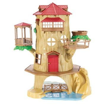 Calico Critters Calico Country Treehouse Playset