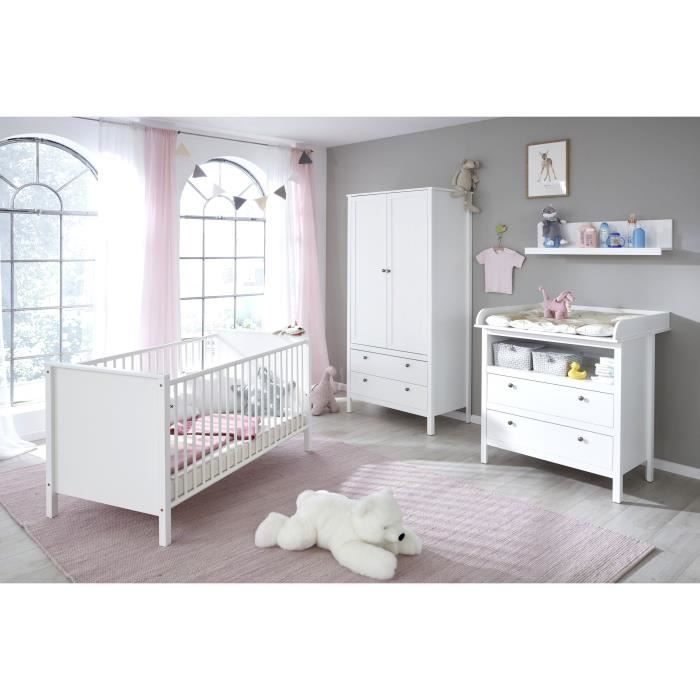 Best Totally Free Ole Complete Baby Room 70 140cm Bed