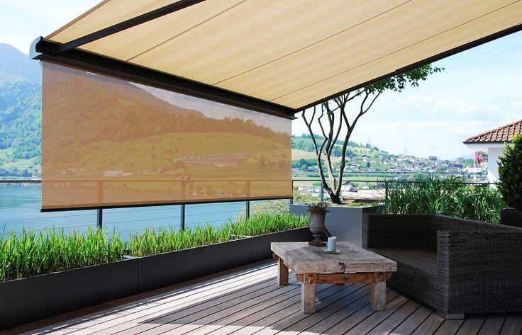 Die besten 25+ Markisen volant Ideen auf Pinterest Covent garden - sonnenschutz markisen terrasse