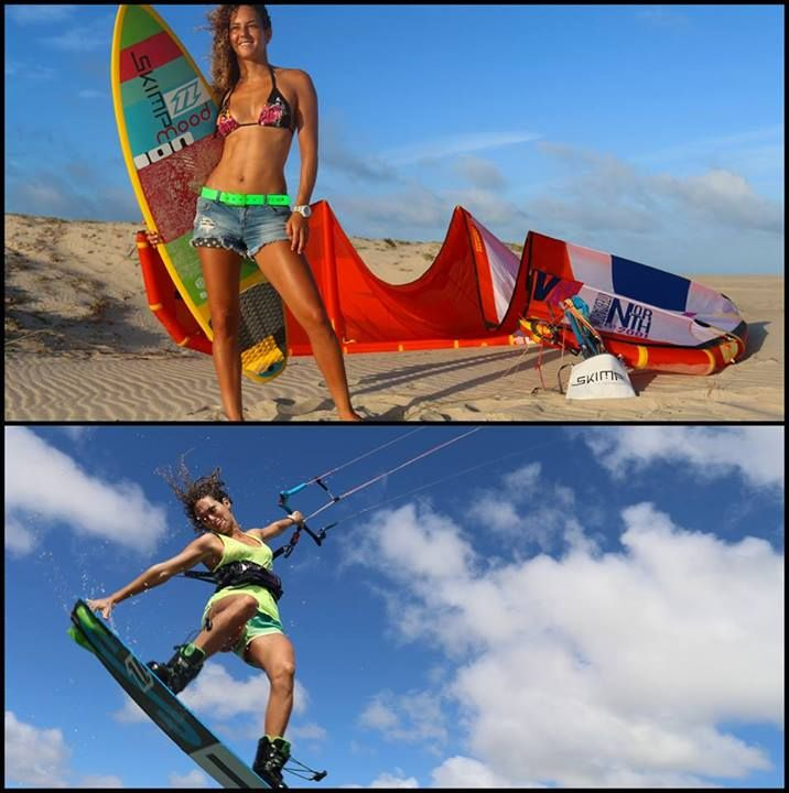north kiteboarding kite  by adoscool.com