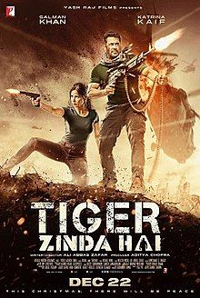Tiger Zinda Hai 1st Day Box Office Collection- First Day Income at Domestic/Worldwide Box Office