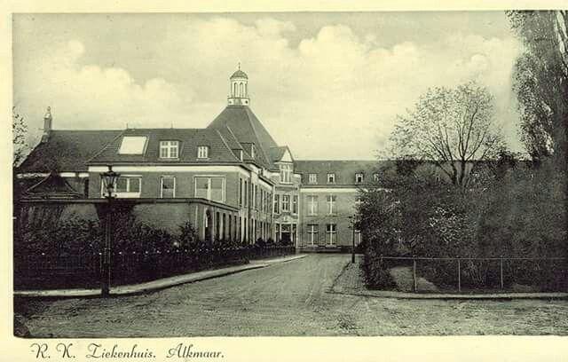 Alkmaar, Elisabeth Ziekenhuis.