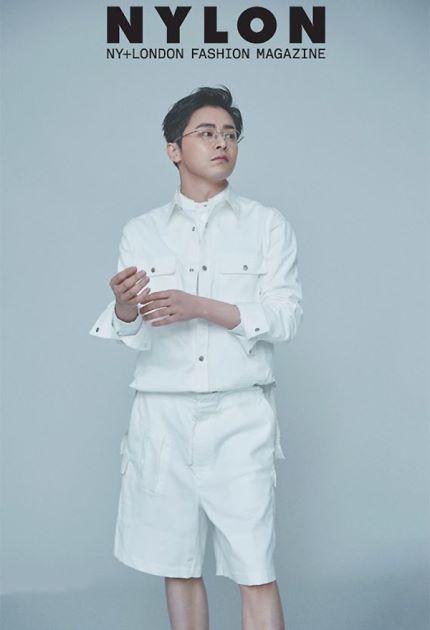 Jo Jung Seok - Nylon Magazine March Issue '16