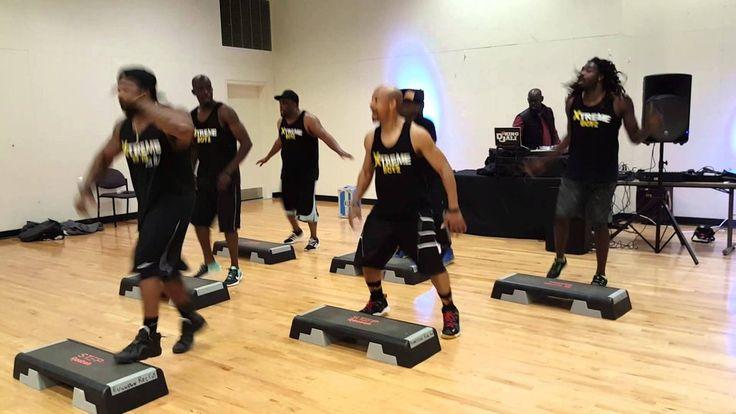 Step Class Xtreme Hip-Hop Routine | POPSUGAR Fitness