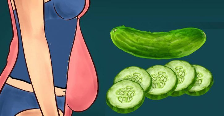Wie man die Gurke vorbereitet, um Gewicht zu verlieren