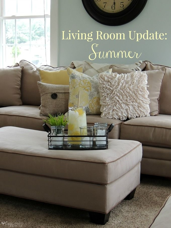 22 best living room ideas images on pinterest living for Living room update ideas