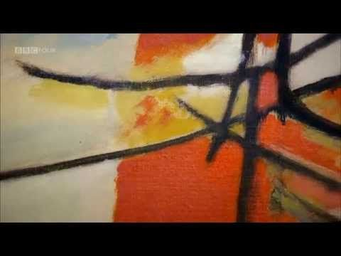 Abstract acrylic painting Demo - Abstrakte Malerei ...