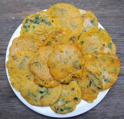 crêpe salée-galette-farine pois chiche-légume-curry-Roellinger-sans gluten-végan