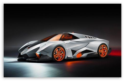 Lamborghini Egoista HD desktop wallpaper : High Definition