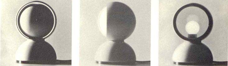 Lampada Eclisse, Artemide Vico Magistretti Evergreen #013