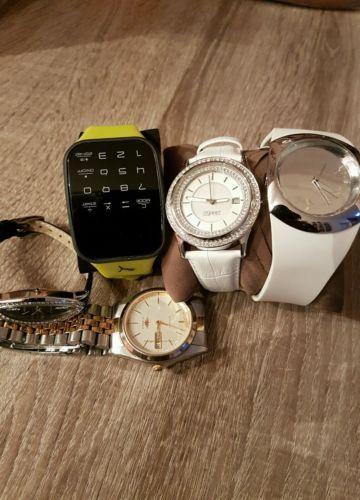 Konvolut defekte Uhren Esprit ,Puma,Citizen,Orient,S+ARCKsparen25.com , sparen25.de , sparen25.info