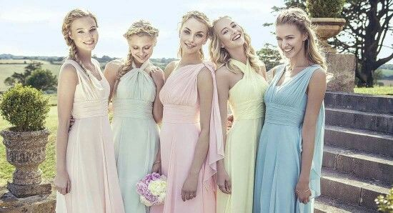 Infinity Dresses by Love and Lace - Contact us : loveandlaceamh@gmail.com