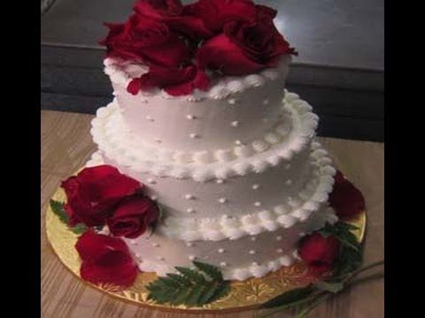 How To Builf A 3 Tiered Wedding Cake