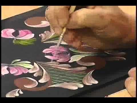 Neste Curso de artesanato, a artesã Gaby Vargas mostra diversas novidades em pintura decorativa. Ensina passo a passo 5 peças exclusivas: BANDEJA DECORATIVA,...