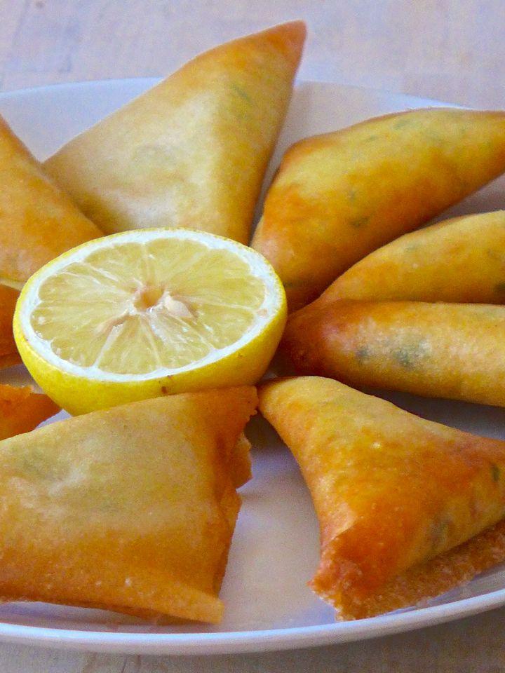Tuna Briks - Authentic Tunisian Ramadan Recipe | 196 flavors