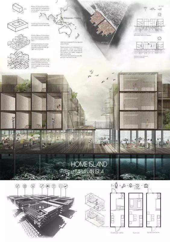 建筑排版参考34例