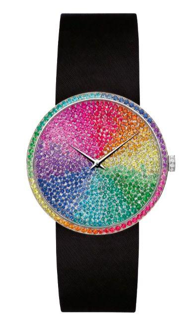 La D De Color by Dior $369,000 Yes please. Lol. It's gorgeous!