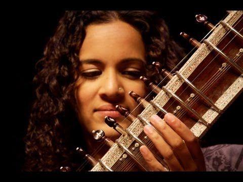 Anoushka Shankar - Indian Classical Raga - YouTube