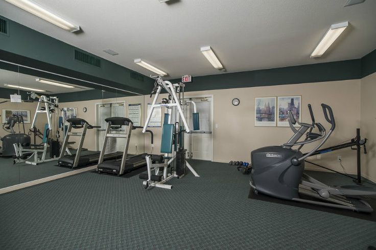 Best condo fitness area images on pinterest home gyms