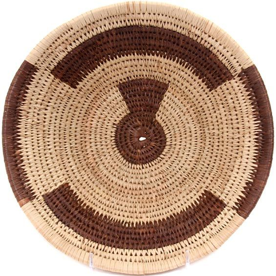 African Basket - Tonga - Sinazeze Bowl - 10.5 Inches Across - #46168