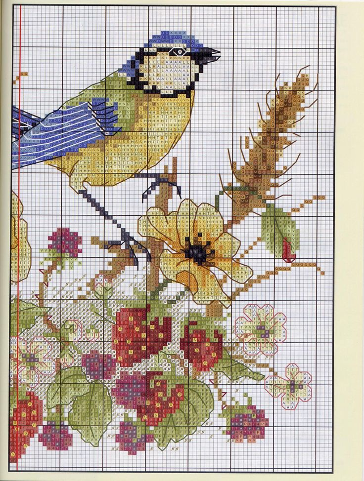 Knitting Cross Stitch Pattern : 359 best Knitting... charts & samplers images on Pinterest Cross stitch...