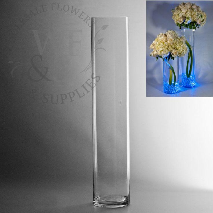 25 Best Ideas About Cylinder Vase On Pinterest Cylinder Centerpieces Glass Cylinder Vases