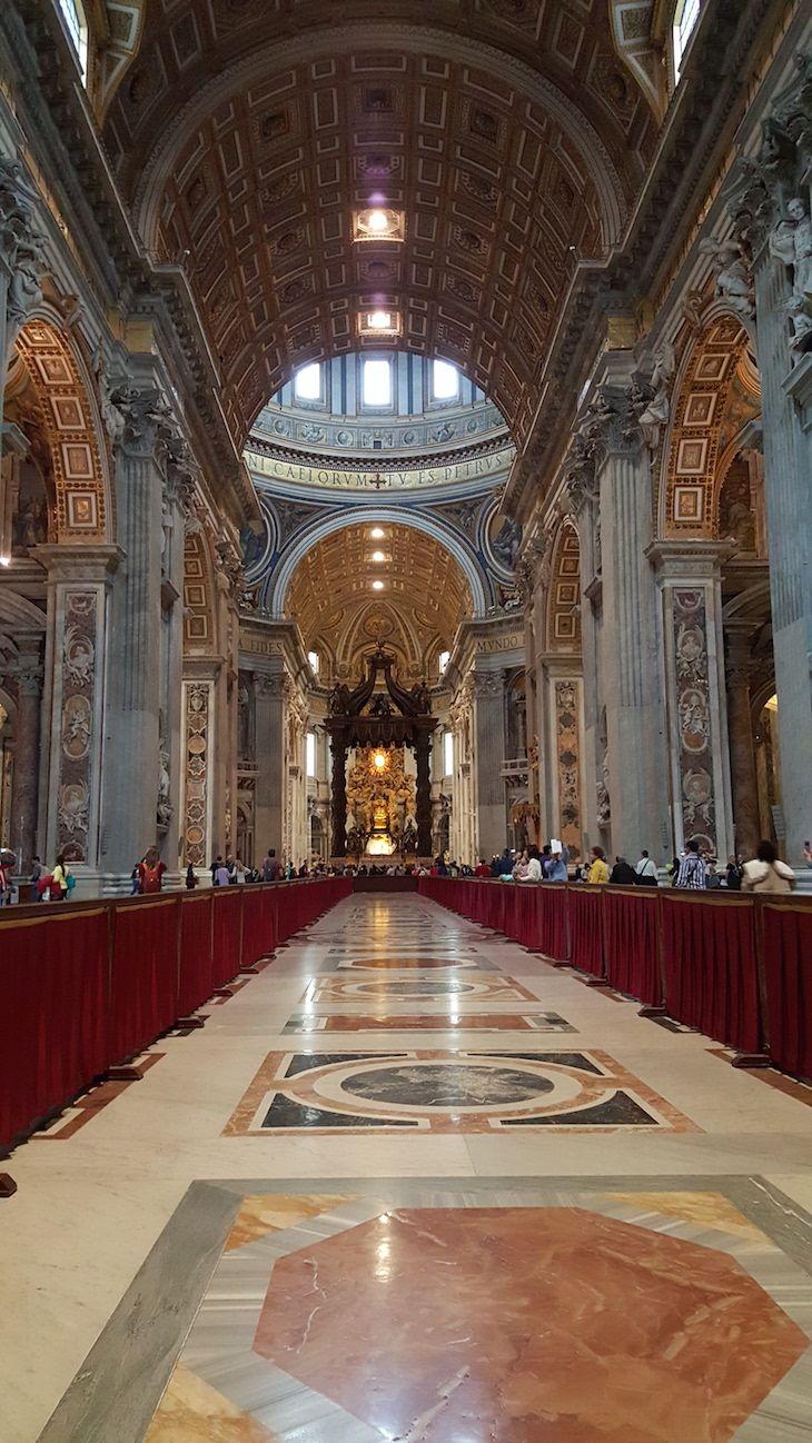 Visitar O Vaticano, Itália | Viaje Comigo
