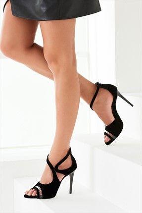 Trendyolmİlla Marka Trendyolmilla Siyah Süet Kadın Topuklu Ayakkabı    Siyah Süet Kadın Topuklu Ayakkabı TRENDYOLMİLLA Kadın                        http://www.1001stil.com/urun/4637694/trendyolmilla-siyah-suet-kadin-topuklu-ayakkabi.html?utm_campaign=Trendyol&utm_source=pinterest