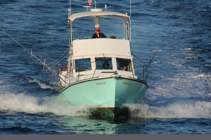 New England down east fishing boat. Built to last. photo